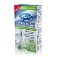 Optone Actimist Spray Oculaire Yeux Fatigués + Inconfort Fl/10ml à Tours