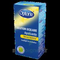 Optone Solution Oculaire Rafraîchissante Yeux Irrités Fl/10ml à Tours
