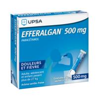 Efferalgan 500 Mg Glé En Sachet Sach/16 à Tours