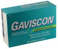 Gaviscon, Suspension Buvable En Sachet à Tours