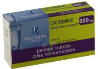 Diosmine Biogaran Conseil 600 Mg, Comprimé Pelliculé à Tours