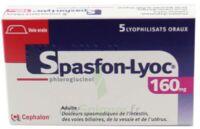 Spasfon Lyoc 160 Mg, Lyophilisat Oral à Tours
