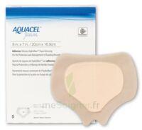 Aquacel Foam Sacrum, 24 Cm X 21,5 Cm , Bt 10 à Tours