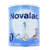 Novalac 1 Lait En Poudre 1er âge B /800g à Tours