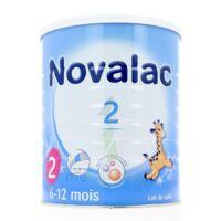 Novalac 2 Lait En Poudre 2ème âge B/800g* à Tours