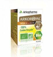 Arkoroyal 100% Gelée Royale Bio Gelée Pot/40g à Tours