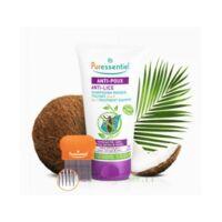 Puressentiel Anti-poux Shampooing Masque Traitant 2 En 1 Anti-poux Avec Peigne - 150 Ml à Tours