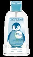 Abcderm H2o Solution Sans Rinçage Nettoyante Bébé Fl Pompe/1l à Tours