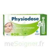 Acheter Physiodose Solution Sérum physiologique 40 unidoses/5ml PE Végétal à Tours