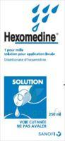 Hexomedine 1 Pour Mille S Appl Loc Fl/250ml à Tours