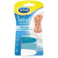 Scholl Velvet Smooth Ongles Sublimes Kit De Remplacement à Tours