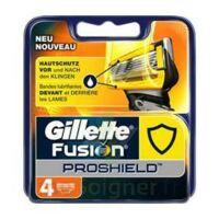 Lames De Rasoir Fusion Proshield Gillette, 4 Recharges à Tours