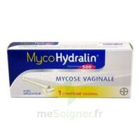 Mycohydralin 500 Mg, Comprimé Vaginal à Tours