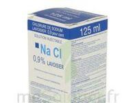 Sodium 0,9% Lav Inj Fv125ml 1 à Tours