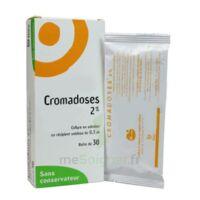 Cromadoses 2 Pour Cent, Collyre En Solution En Récipient Unidose à Tours