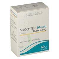 Mycoster 10 Mg/g Shampooing Fl/60ml à Tours