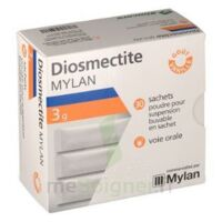 Diosmectite Mylan 3 G Pdr Susp Buv 30sach/3g à Tours
