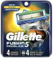 Gillette Fusion Proglide Lames à Tours