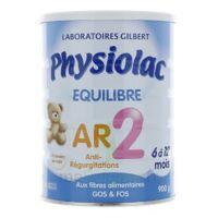 Physiolac Ar 2, Bt 900 G à Tours