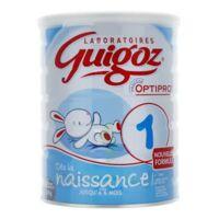 Guigoz Optipro 1 Lait En Poudre B/800g à Tours