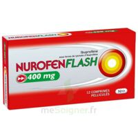 Nurofenflash 400 Mg Comprimés Pelliculés Plq/12 à Tours