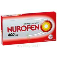 Nurofen 400 Mg Comprimés Enrobés Plq/12 à Tours