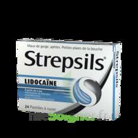 Strepsils Lidocaïne Pastilles Plq/24 à Tours