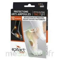 Epitact Sport Protections Anti - Ampoules Epitheliumtact 01, Bt 4 à Tours