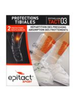 Epitact Sport Protections Tibiales Epitheliumtact 03, Bt 2 à Tours