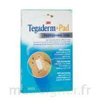 Tegaderm + Pad, 9 Cm X 10 Cm , Bt 10 à Tours