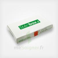 Stéribox Kit Prévention Et Hygiène Pour Les Toxicomanes Avec Seringues 100ui/ml à Tours