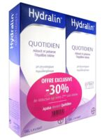 Hydralin Quotidien Gel Lavant Usage Intime 2*400ml à Tours