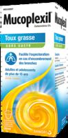 Mucoplexil 5 % Sirop édulcoré à La Saccharine Sodique Sans Sucre Adulte Fl/250ml à Tours