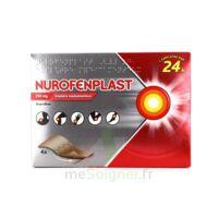 Nurofenplast 200 Mg Emplâtre Médic 4sach à Tours