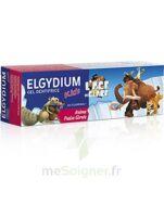Elgydium Age De Glace Pâte Dentifrice Fraise Givrée Kids 2/6ans 50ml à Tours