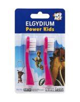 Elgydium Recharge Pour Brosse à Dents électrique Age De Glace Power Kids à Tours