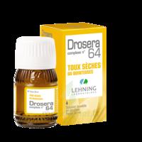 Lehning Drosera Complexe N°64 Solution Buvable En Gouttes Fl/30ml à Tours