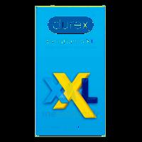 Durex Comfort Xxl Préservatif Lubrifié B/10 à Tours