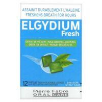 Elgydium Fresh Pocket 12 Pastilles à Tours