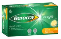 Berocca Energie Comprimés Effervescents Orange B/30 à Tours