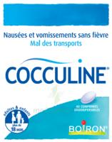 Boiron Cocculine Comprimés Orodispersibles B/40 à Tours